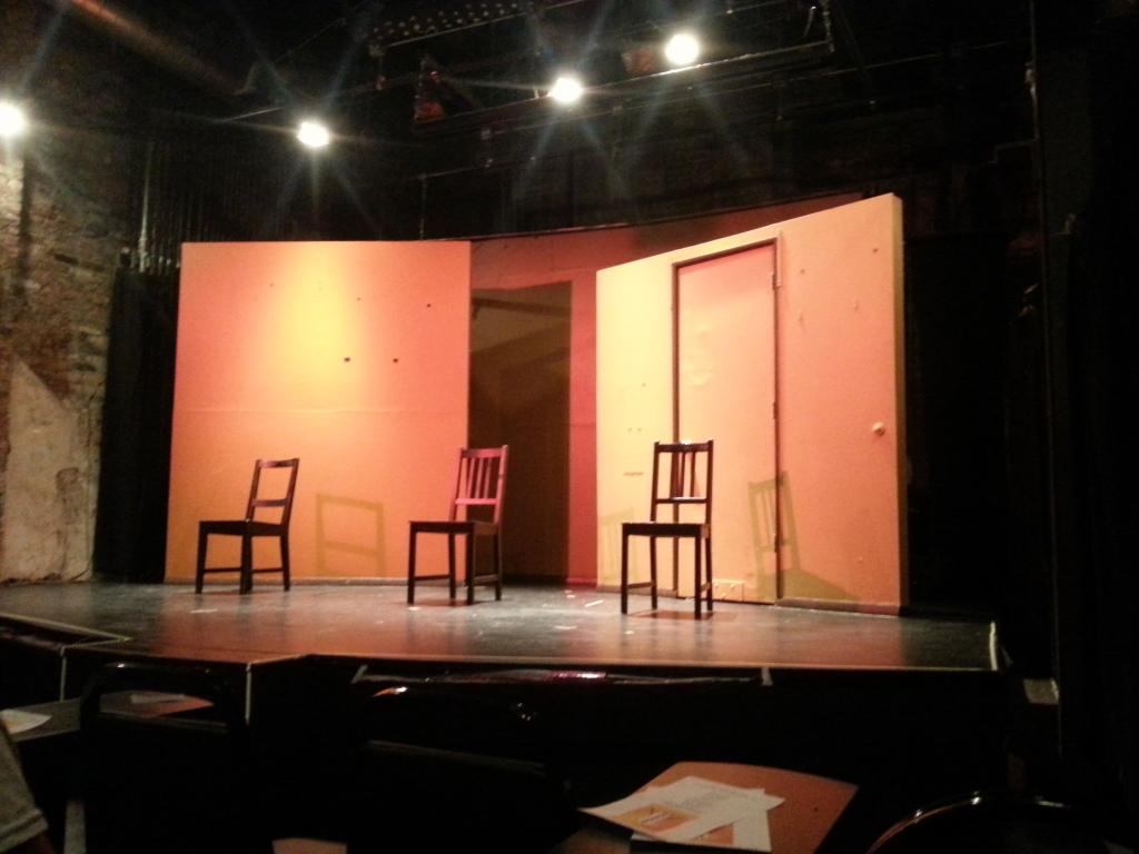 Annoyance Theater Bühne