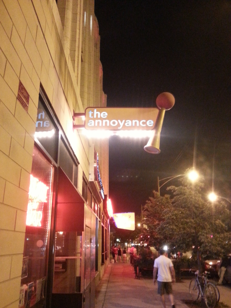 Annoyance Theater Chicago