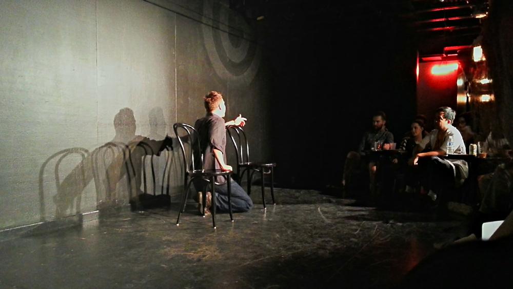 Bash - Impro Solo Musical mit Blaine Swen