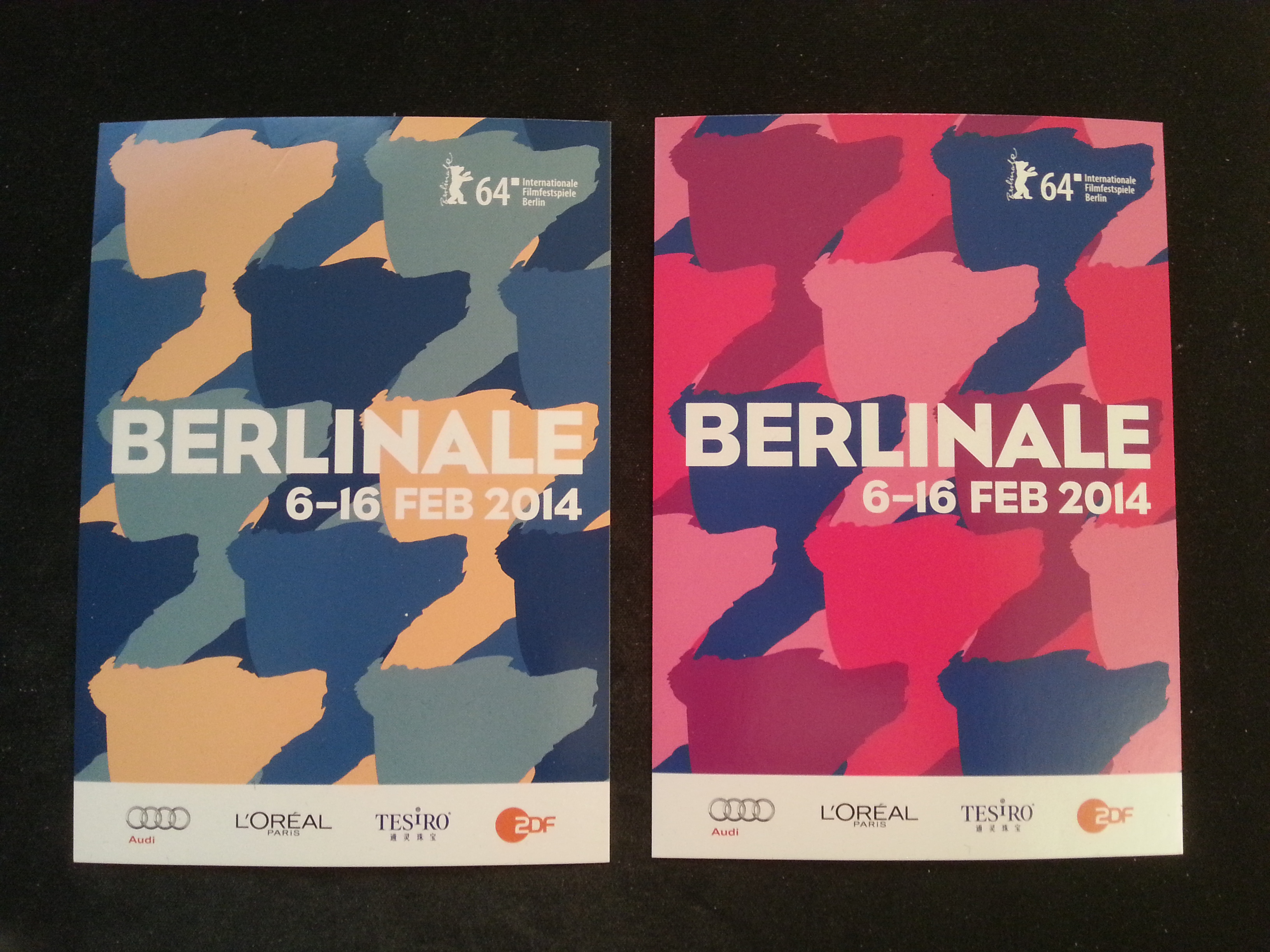 64. Berlinale 2014 - Poster