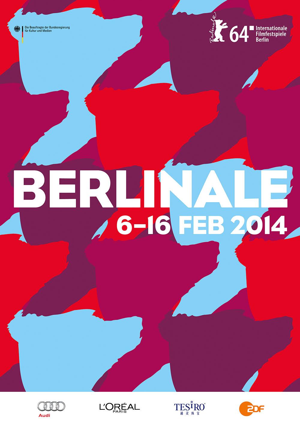 Berlinale Plakat 2014