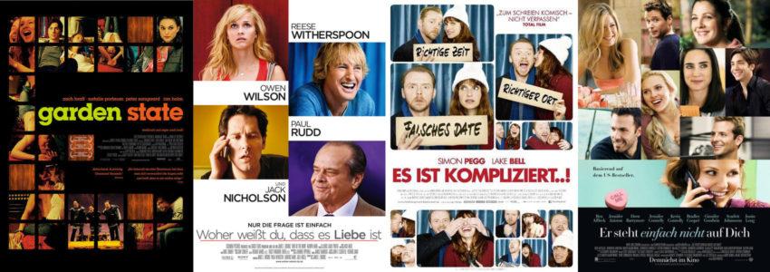 Romantic Comedy - Boxen und Grid