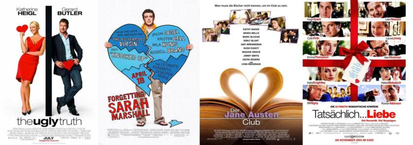 Romantic Comedy Herz und Liebe