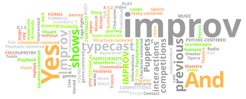 Improv Typecast