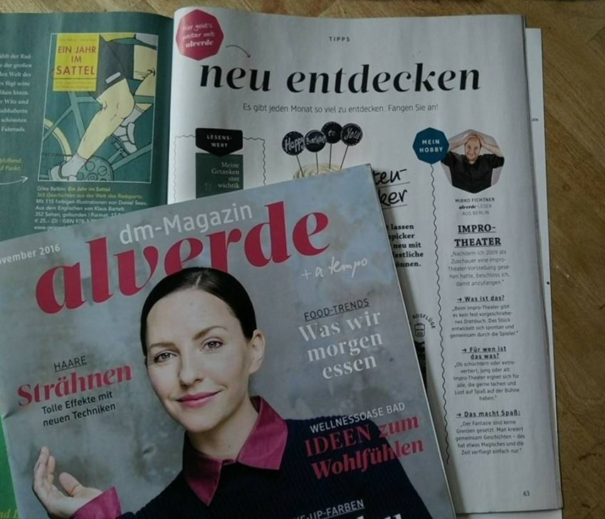 alverde-Magazin